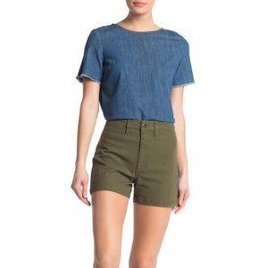 NEW Madewell Emmett Shorts
